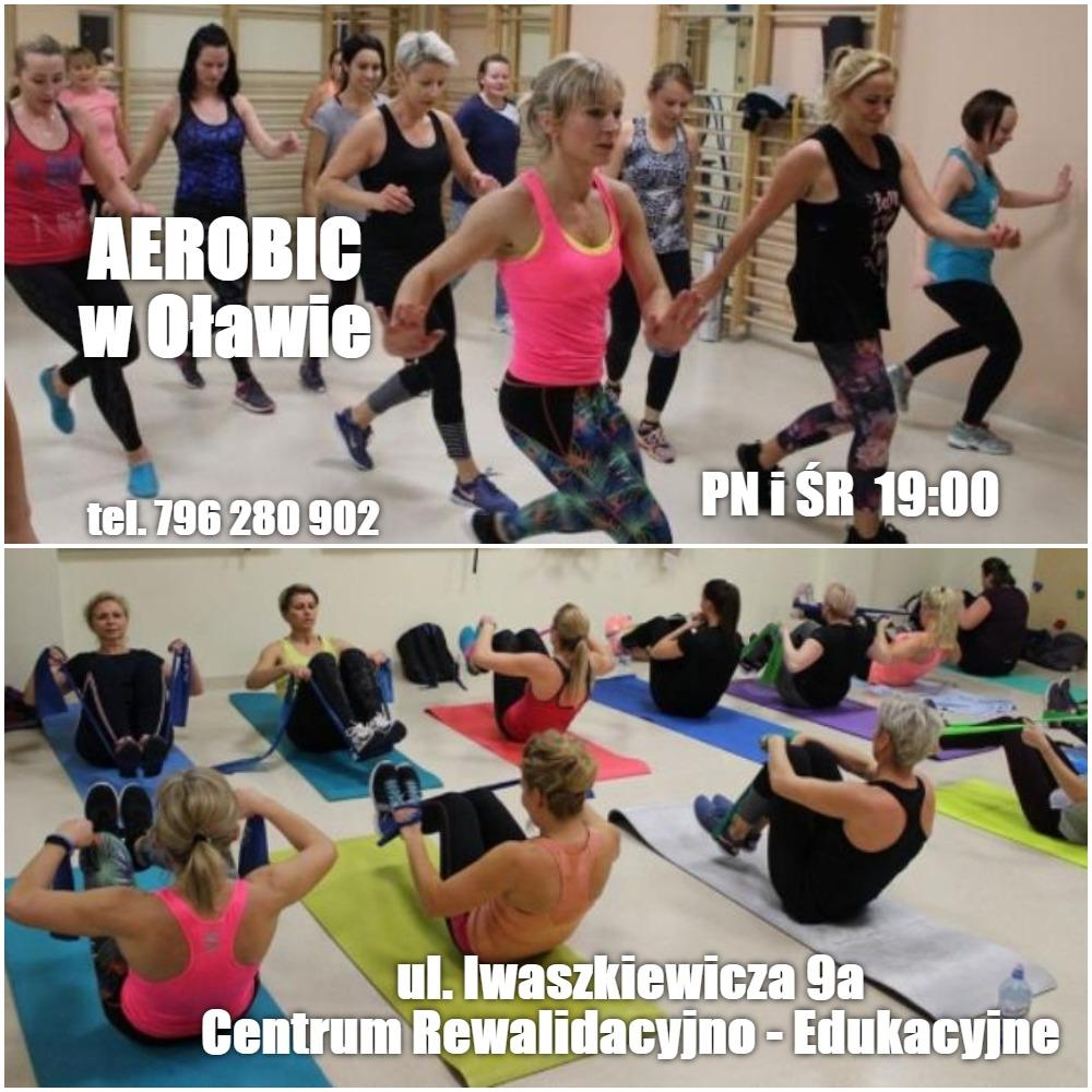 aerobic fitness Oława