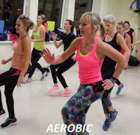 zajęcia fitness aerobik Oława