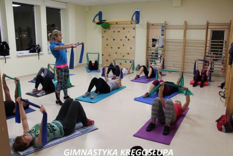 Gimnastyka kręgosłupa Oława